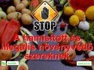 Hamisított növényvédőszerek - Kwizda
