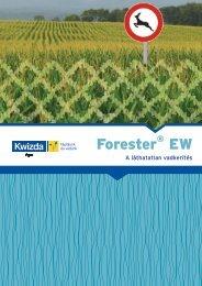 Forester EW - Kwizda