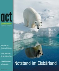 ACT 03/09 - Greenpeace