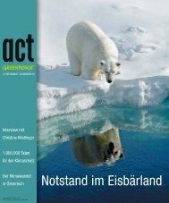 ACT 03/09 - Greenpeace