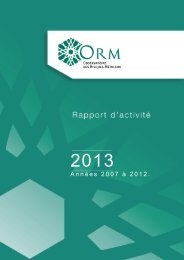 rapport-orm-2013--2007-2012