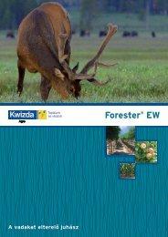 Forester® EW - Kwizda