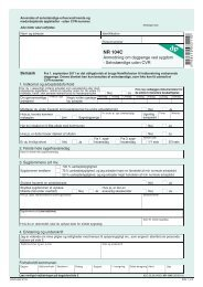 NR 104C - Anmodning om dagpenge ved sygdom ... - klxml