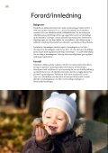 Miljø og helse i barnehagen (pdf) - Norsk Forum for Bedre Innemiljø ... - Page 4