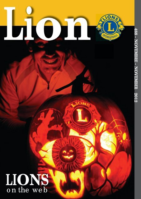 Internationaal - Lions Clubs International - MD 112 Belgium