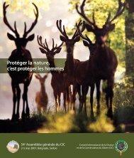 Protéger la nature, c'est protéger les hommes - Lovacki Savez Srbije