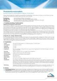 Produkt-Informationsblatt Maximus Medium Fix Zero Bond - fairvesta ...