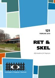Feb. 121 - Foreningen af Hegnsyn i Danmark