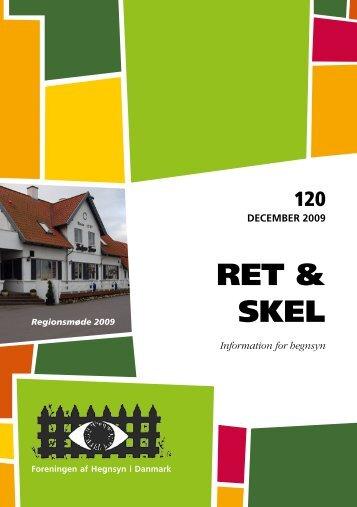 Dec. 120 - Foreningen af Hegnsyn i Danmark