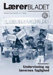 Undervisning og lærernes faglighed - Danmarks Lærerforening