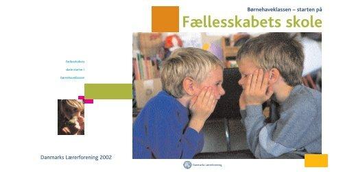 Fællesskabets skole - Danmarks Lærerforening