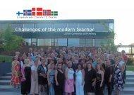 Challenges of the modern teacher - Lærerstuderendes Landskreds
