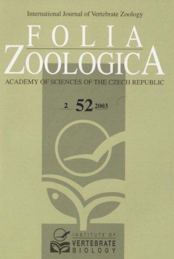 Folia Zoologia 2003-02.pdf