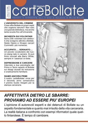 N°6 NOVEMBRE DICEMBRE 2006 WEB.indd - Carte Bollate