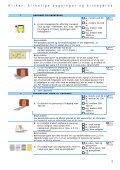 Checkliste for Seniorboliger - Tilgængelighed i folkekirken - Page 2
