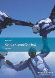 Kontraktsuppföljning - Upphandlingsstöd.se