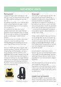 Sikker sejlads med kano og kajak - Søsportens Sikkerhedsråd - Page 3
