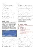 Sikker sejlads med kano og kajak - Søsportens Sikkerhedsråd - Page 5