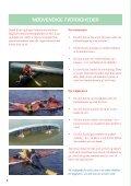 Sikker sejlads med kano og kajak - Søsportens Sikkerhedsråd - Page 6