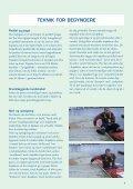 Sikker sejlads med kano og kajak - Søsportens Sikkerhedsråd - Page 7