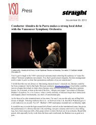 Conductor Alondra de la Parra makes a strong local debut with the ...