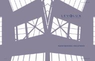 Product Selector - Levolux