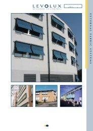 External Fabric System 09 - Levolux