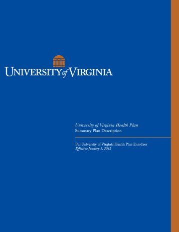 Section Heading - UVA Human Resources - University of Virginia