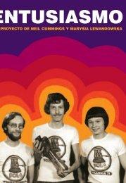 Programa de mano - Fundació Antoni Tàpies