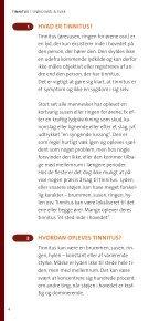 tinnitus Sog S 2010.indd - Høreforeningen - Page 4