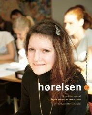 Hørelsen maj 2007 - Høreforeningen