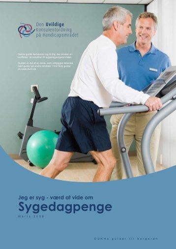 DUKH-guide Sygedagpenge