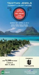 Tahitian Jewels (PDF | 2MB) - Virginia Tech Alumni Association
