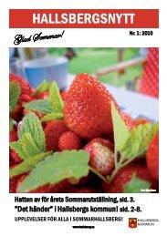 Glad Sommar! - Hallsbergs kommun