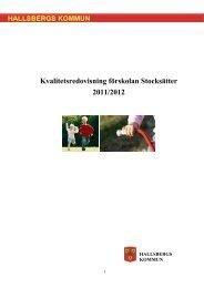 kvalitetsredovisning S-12 slutversion 2.pdf - Hallsbergs kommun