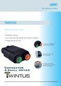 Conectores circulares - Hummel AG - Page 5