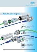 Conectores circulares - Hummel AG - Page 7