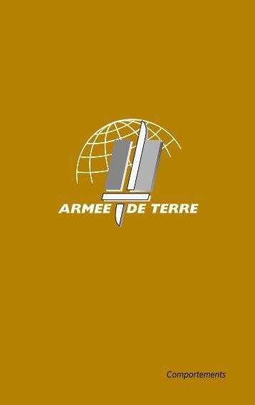 Directive relative aux comportements dans l'armée de terre