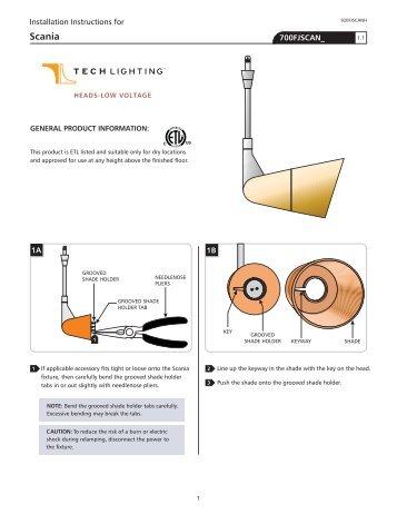 Scania - Tech Lighting