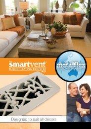 Metalflex Smartvent Range