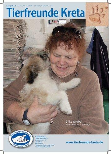 Kreta News Ausgabe 5 - Tierfreunde-Kreta e.V.