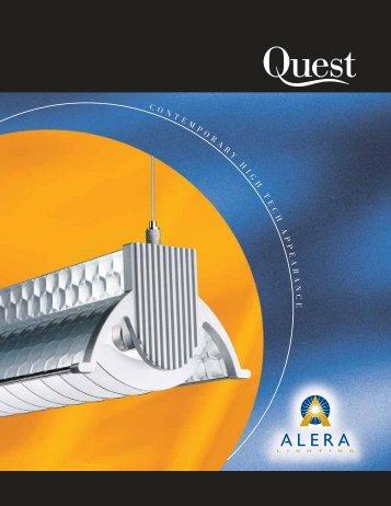 Quest Brochure - Alera Lighting