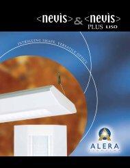 Nevis Brochure - Alera Lighting
