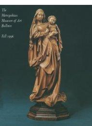 The Metropolitan Museum of Art Bulletin, v. 54, no. 2
