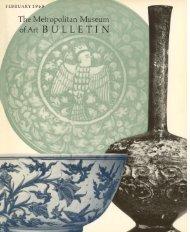 Islamic Art: The Metropolitan Museum of Art Bulletin, v. 23, no. 6 ...
