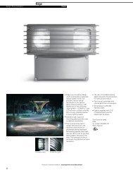 • Edge is an innovative design which incorporates a ... - iGuzzini