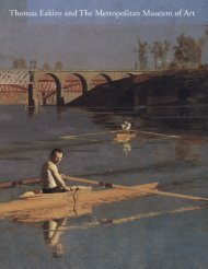 Page 1 Page 2 Page 3 Thomas Eakins and The Metropolitan ...