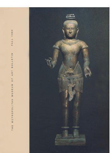 The Metropolitan Museum of Art Bulletin, v. 47, no. 2 (Fall, 1989)