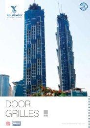DOOR GRILLES - Airmaster Equipments Emirates