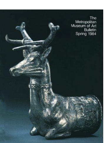 Ancient Near Eastern Art: The Metropolitan Museum of Art Bulletin, v ...